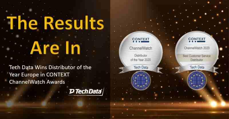 Tech Data CONTEXT ChannelWatch 2020