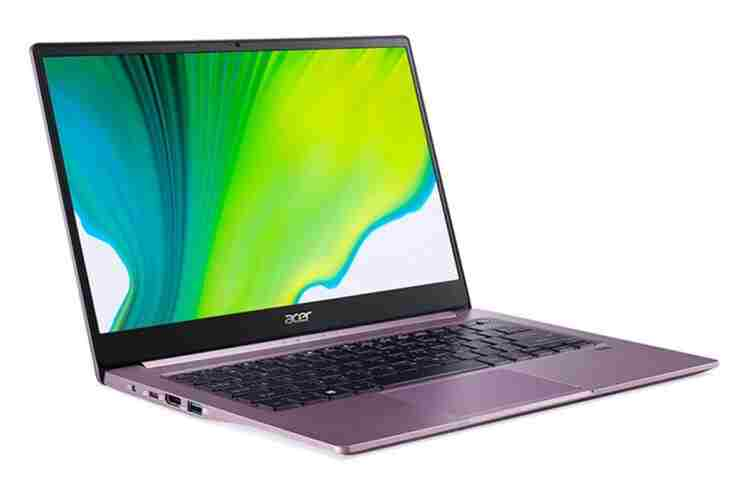 Acer Swift 3 dizüstü bilgisayar