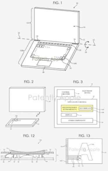 Apple, Force Touch teknolojisine sahip yeni bir Mac klavyesinin patentini aldı