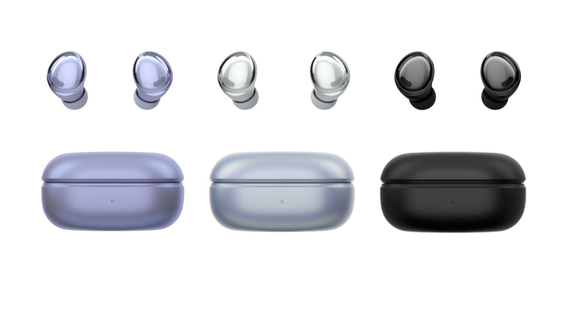 Galaxy Buds Pro 3D Konumsal Ses özelliği ile gelebilir