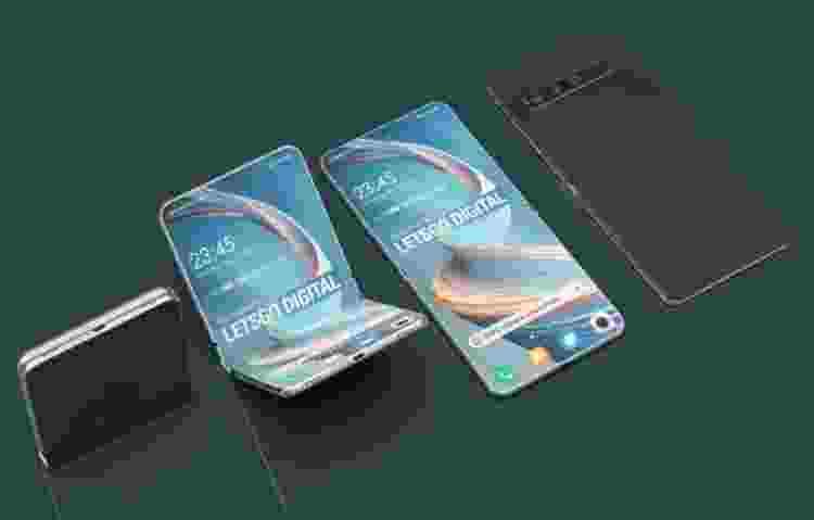 OPPO, dikey katlanabilir telefon patenti aldı
