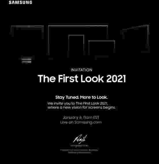 Samsung, 6 Ocak'ta yeni ürünlerini ve ekran teknolojisini tanıtacak