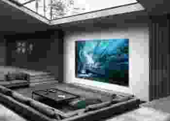 Samsung MicroLED 4K TV modelini duyurdu