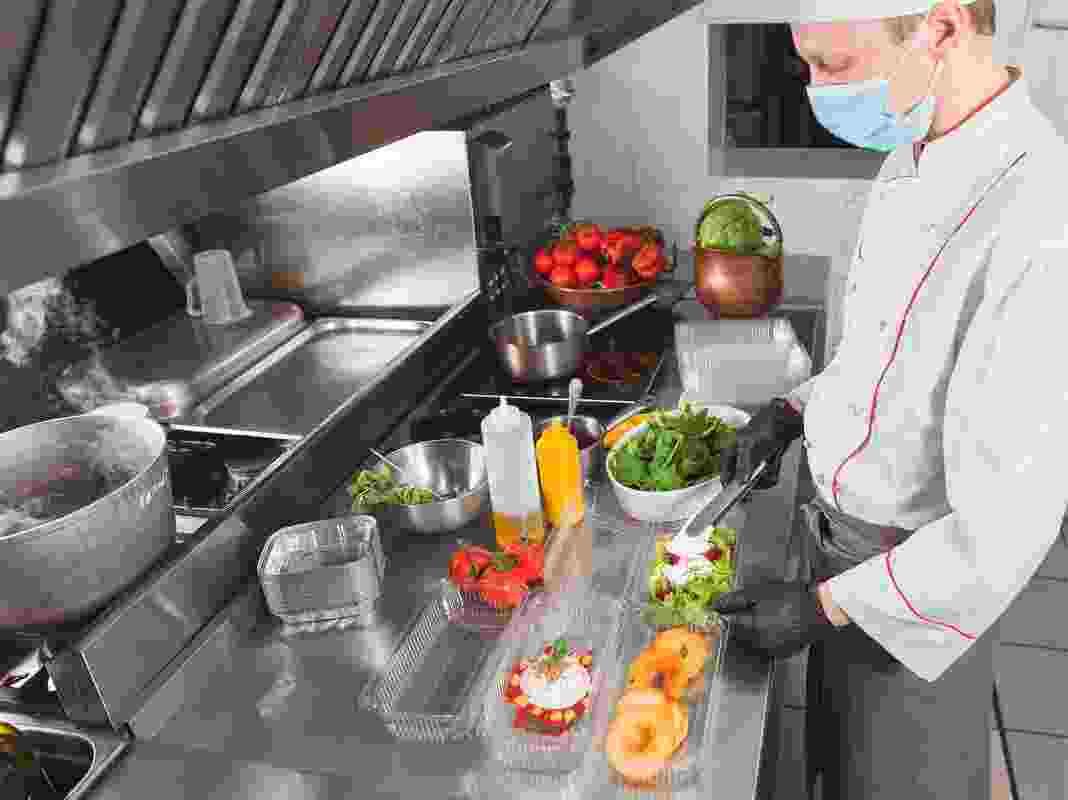 Yeme içme sektöründeki hijyen kaygılarını teknoloji çözüyor