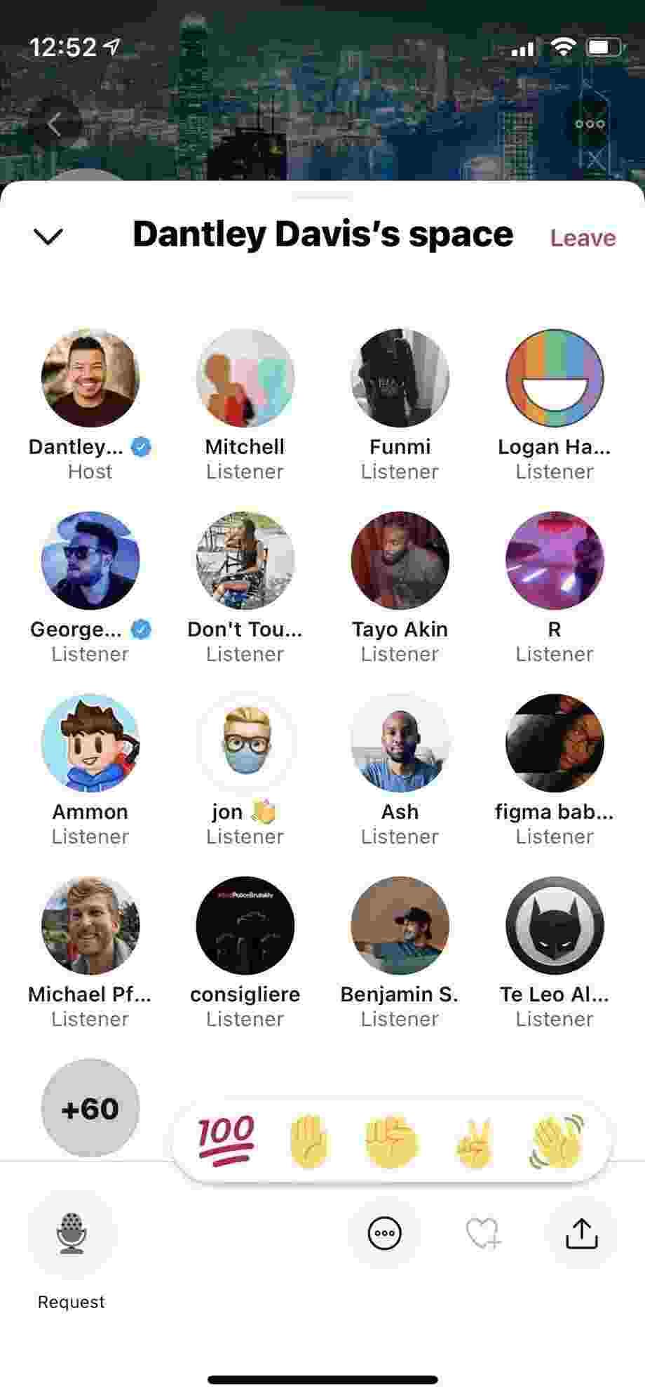 Twitter sesli sohbet odası özelliği Spaces'i test ediyor