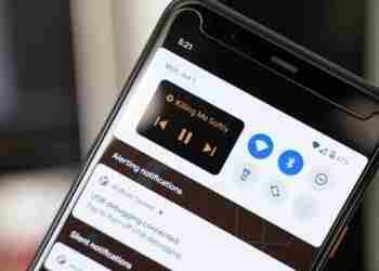 Android 11 medya denetim özelliği tamamen kapatılabilecek