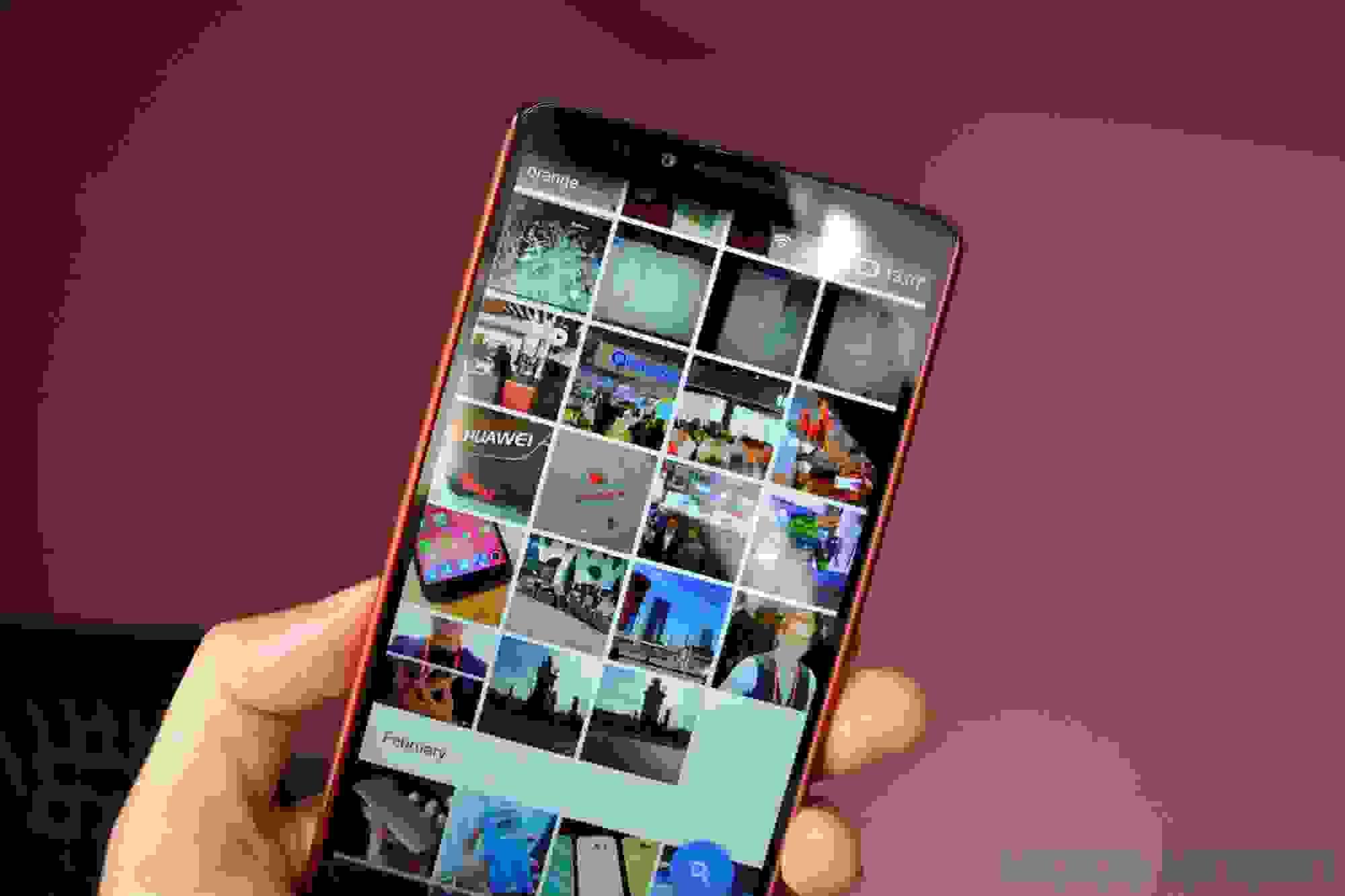 Android'de fotoğraf silme ve geri getirme