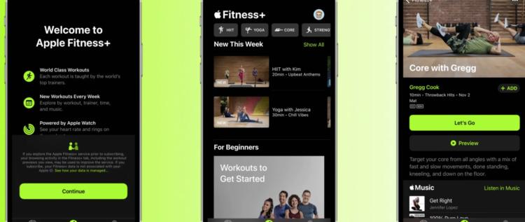 Apple Watch'ta Apple Fitness+ nasıl kullanılır?