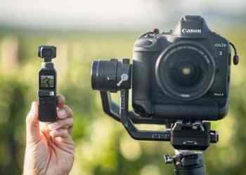 Canon, DJI OSMO Pro muadili bir ürünün patentini aldı