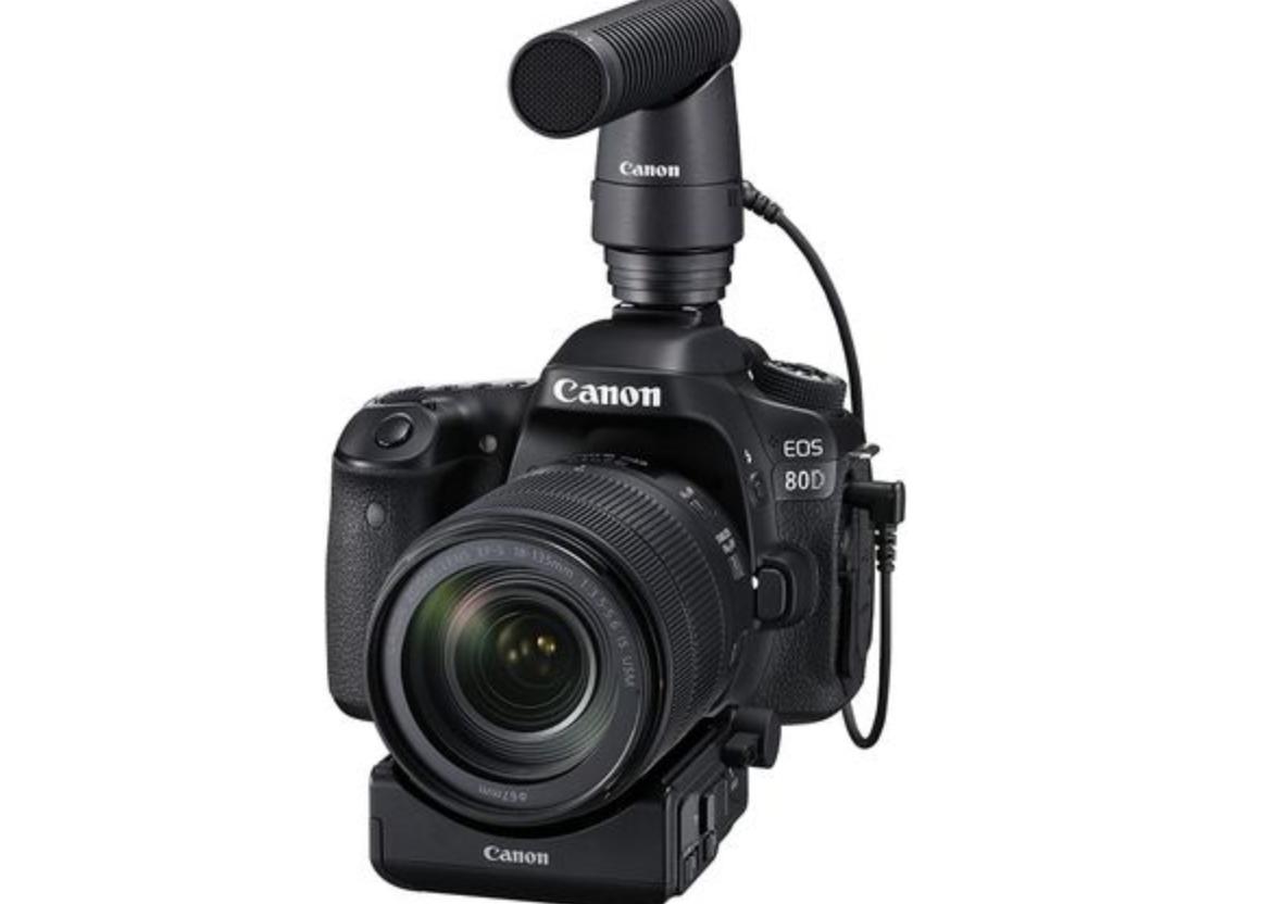 DSLR kamera için en iyi shotgun mikrofonlar