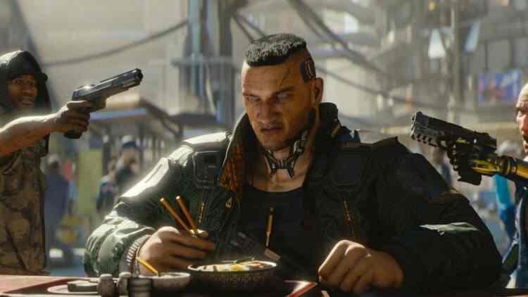 cyberpunk 2077 ram testi ram'iniz kaç olmalı