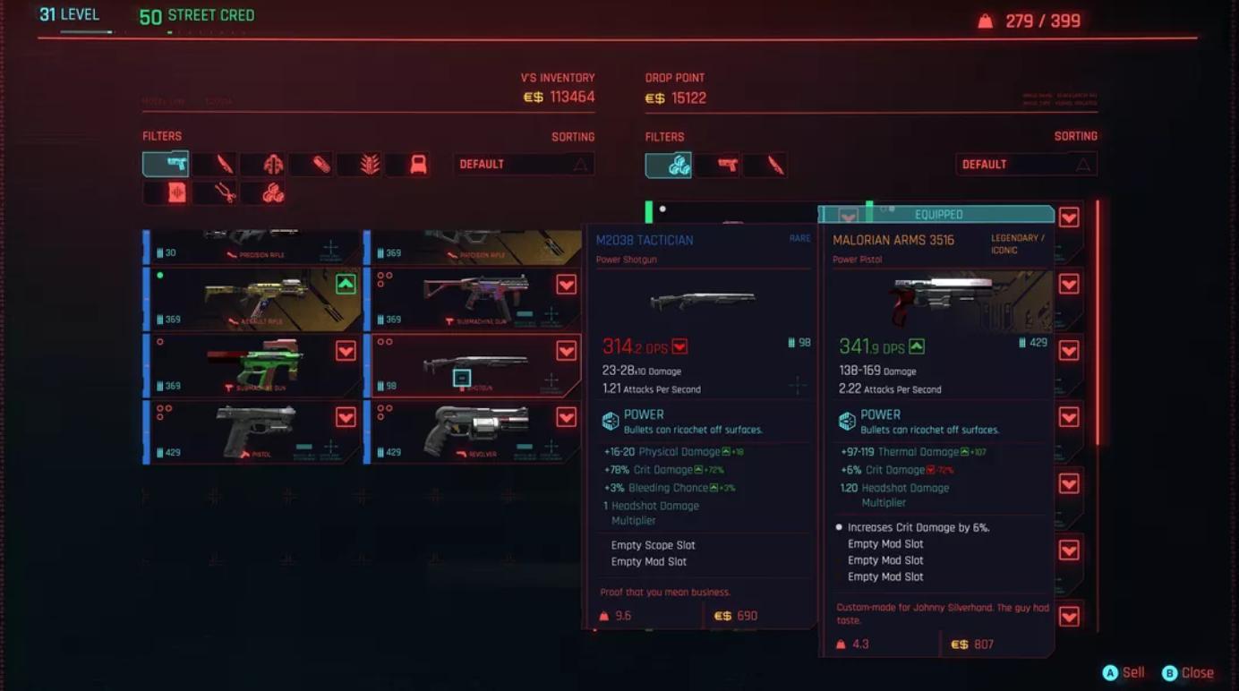 Cyberpunk 2077'de para kazanma yolları
