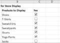 Excel'de yapılacaklar listesi oluşturma [Nasıl Yapılır]