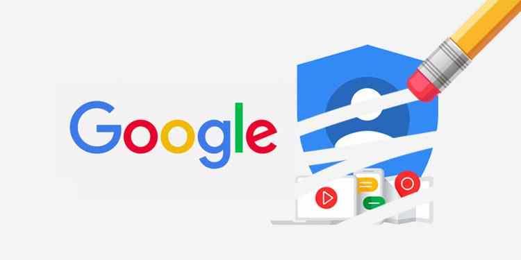 Google hesap silme işlemi nasıl yapılır?