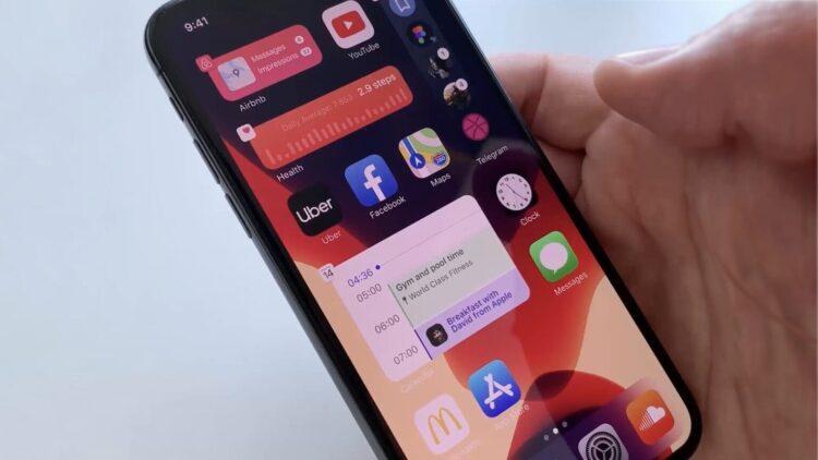 iPhone'da widget ekranını silme [Nasıl Yapılır]