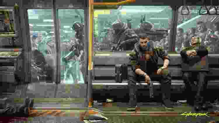 PS4'te Cyberpunk oynamak için en iyi ayarlar
