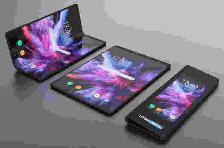 Samsung 2021'de üç yeni katlanabilir telefon duyuracak
