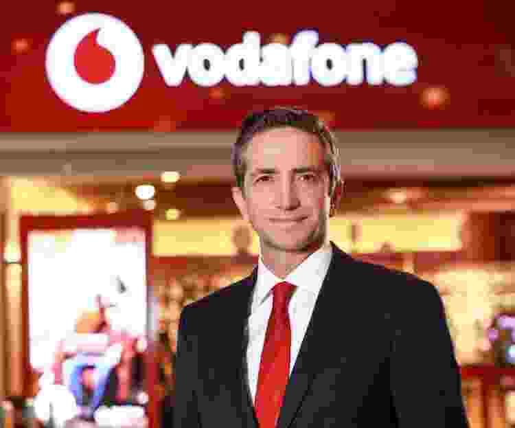 Vodafone Türkiye CEO'su Engin Aksoy oldu