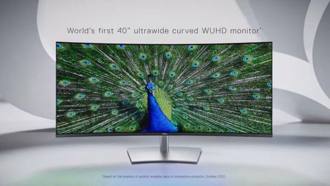 Dell UltraSharp U4021QW: 40 inçlik dev monitörün özellikleri, fiyatı ve çıkış tarihi