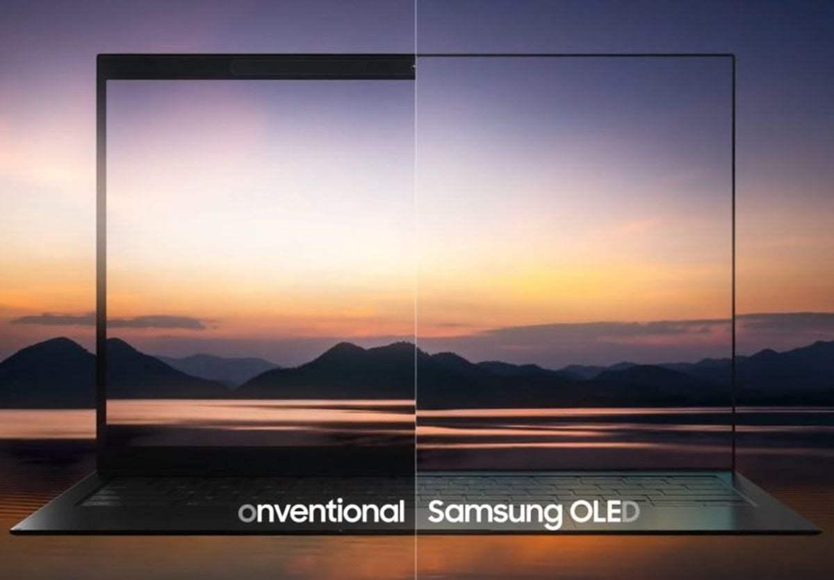 Samsung, dizüstü bilgisayarlar için OLED panellerini duyurdu