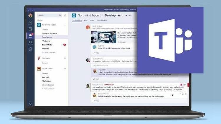Microsoft Teams'de video arka planı bulanıklaştırma