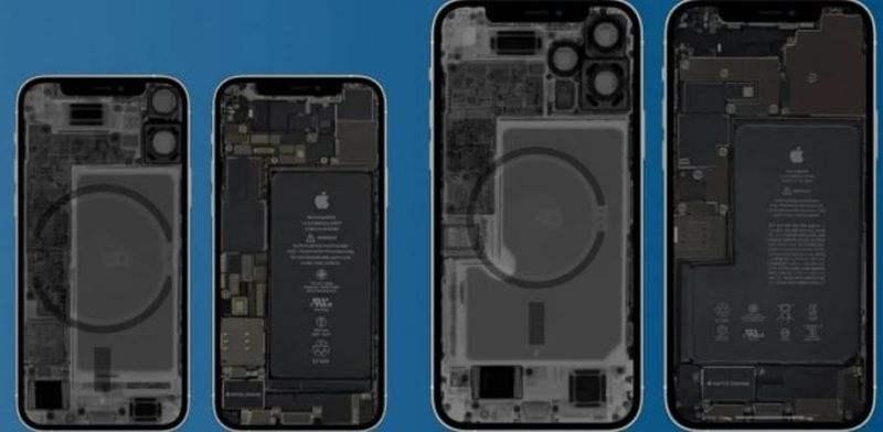 Apple: iPhone 12'yi kalp pilini çok yaklaştırmayın