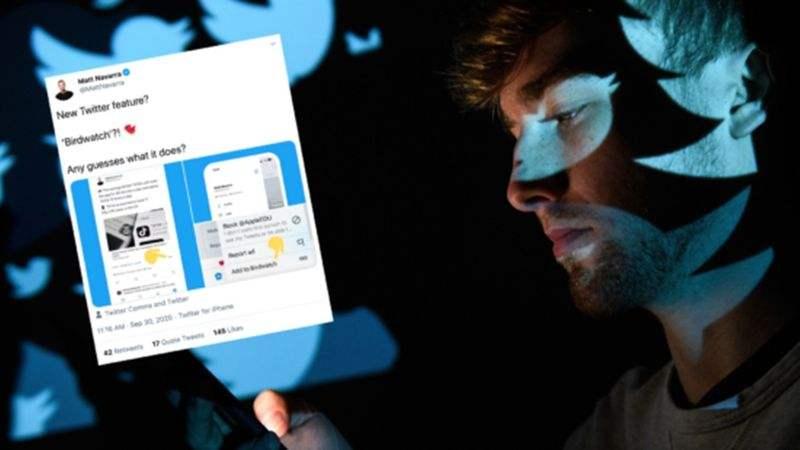 Twitter, Birdwatch adlı bir içerik doğrulama sistemini herkese açık olarak test etmeye başladı