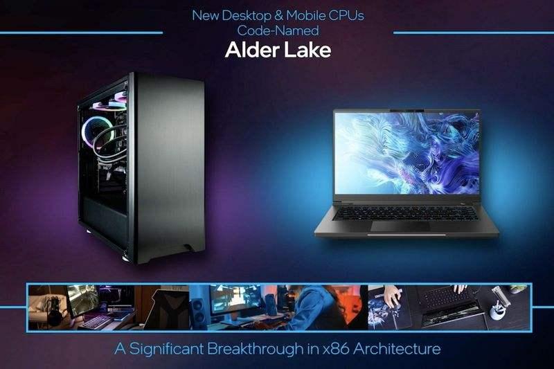 Intel Alder Gölü, Eylül ayında piyasaya çıkıyor