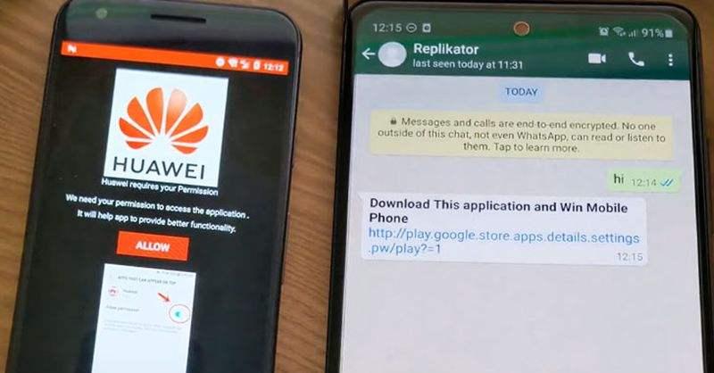 Android'de keşfedilen yeni kötü amaçlı yazılım WhatsApp aracılığıyla yayılıyor