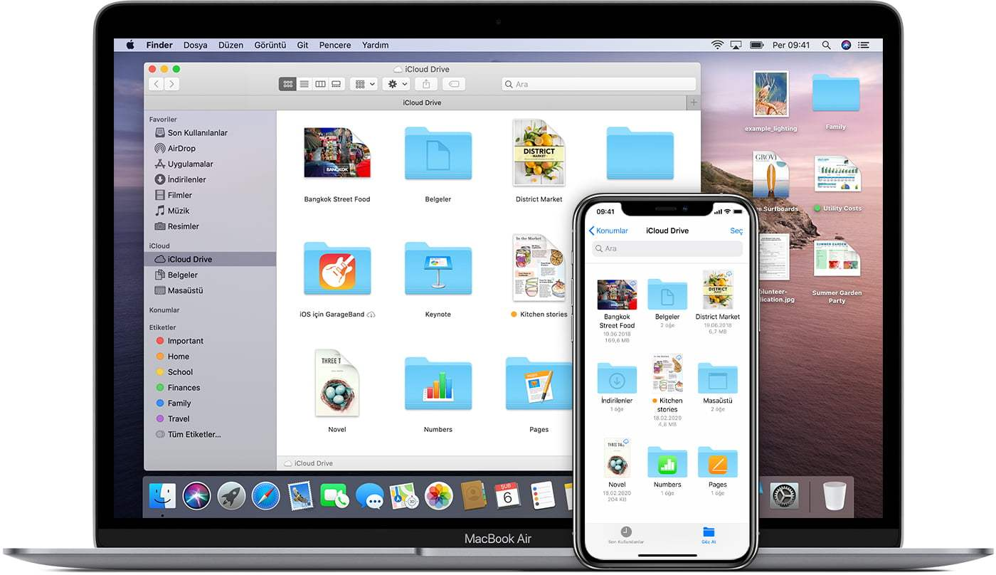 MacOS'ta iPhone yedeklerini silme