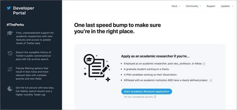 Twitter, tüm arşivini akademik araştırmalar için ücretsiz olarak açtı