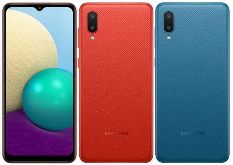 Samsung, büyük bataryalı ucuz bir telefon olan Galaxy A02'yi tanıttı: özellikler, fiyat ve çıkış tarihi