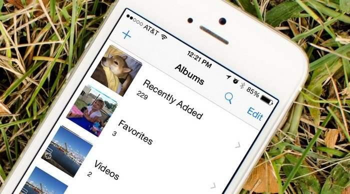iCloud'daki fotoğraflar nasıl silinir?