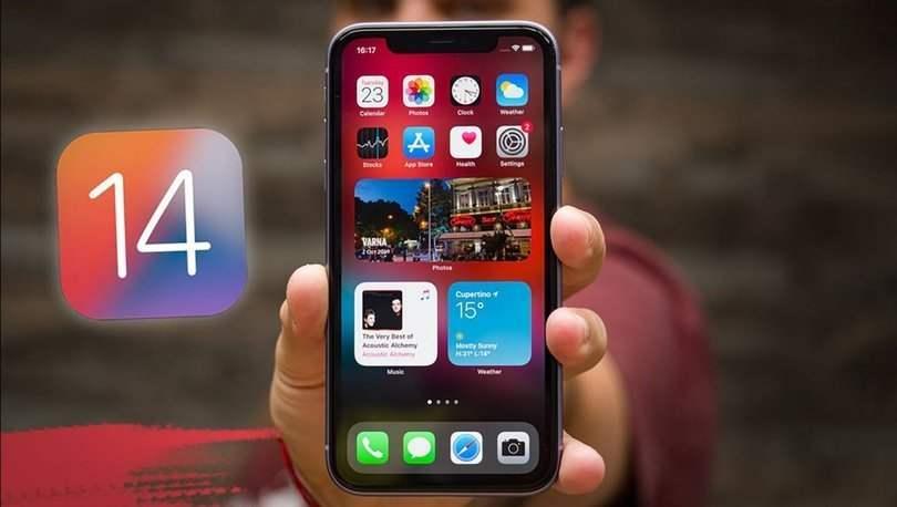 iOS 14 Desibel Kontrolü'nü açma