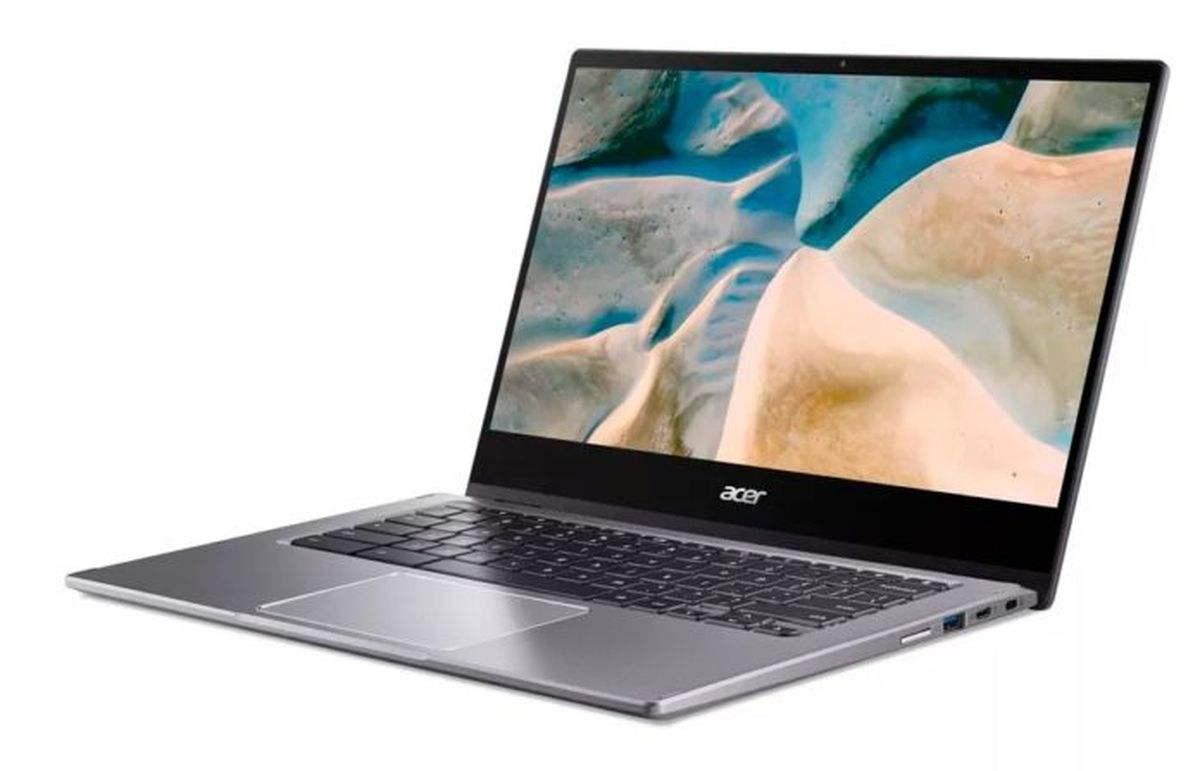 Acer, AMD Ryzen mobil işlemciler ve AMD Radeon grafiklere sahip ilk Chromebook modeli olan Chromebook Spin 514'ü tanıttı