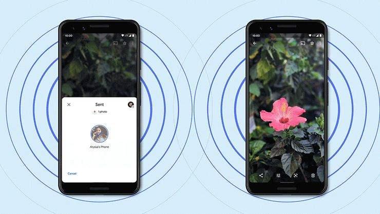 Android 12, Wi-Fi şifresini Nearby Sharing ile paylaşmayı mümkün kılacak