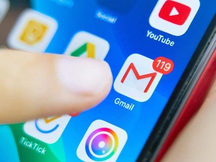 Android'de Gmail imzası oluşturma