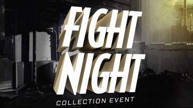 Fight Night Collection Etkinliği