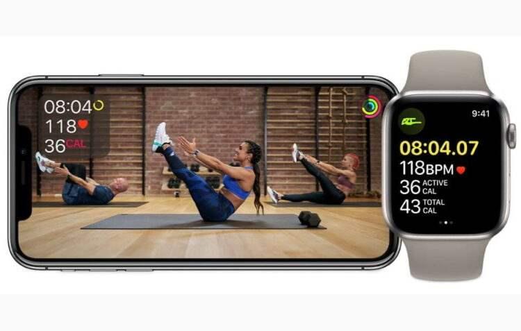 Apple Fitness + uygulamasına Time to Walk özelliği eklendi