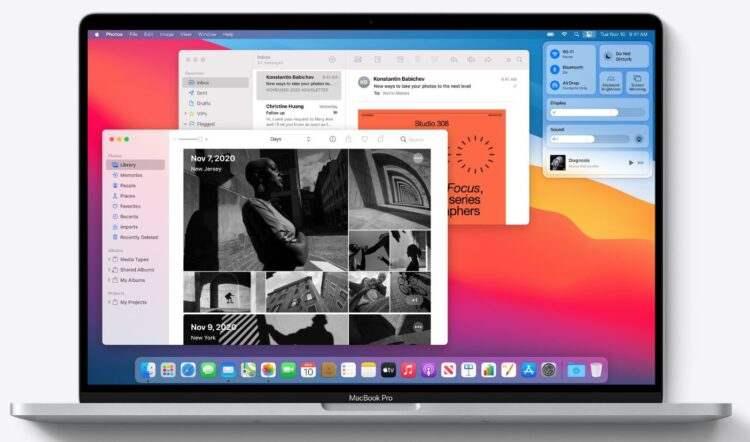 Apple, geliştiriciler için macOS Big Sur 11.2 RC 3 sürümünü yayınladı