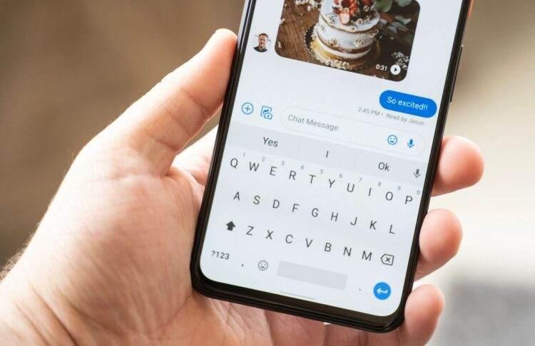 Google Mesajlar, sohbet sırasında etkinlik oluşturmayı mümkün kılacak
