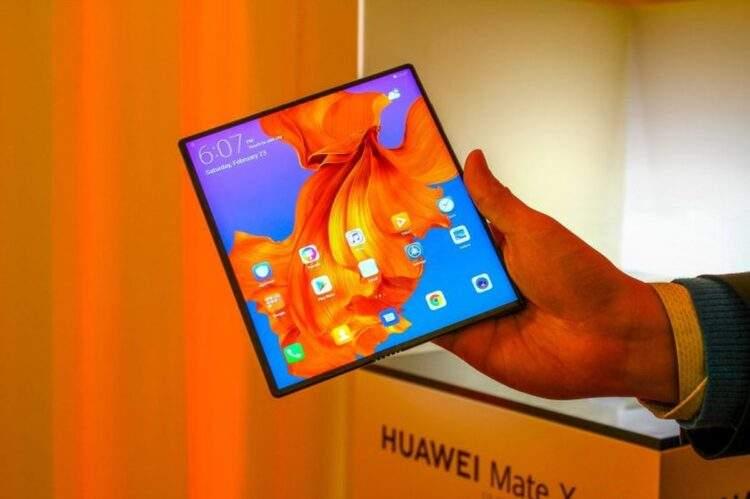 Huawei Mate X2 özellikleri sızdırıldı