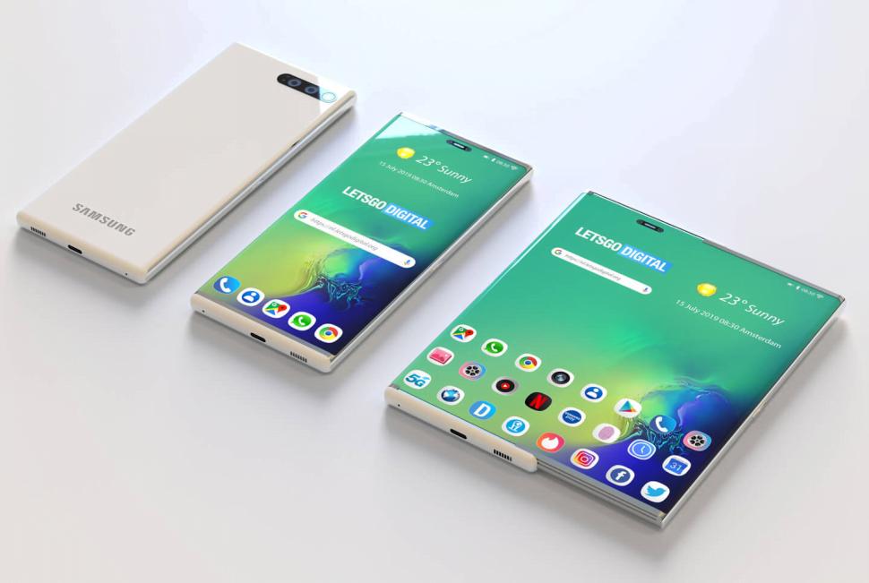 Samsung'un CEO'su, katlanabilir akıllı telefonlara da sahip olacaklarını doğruladı