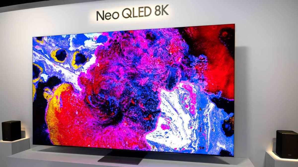 Samsung, yeni Neo QLED TV modellerini tanıttı