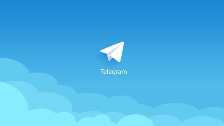Telegram mesajlarını klasörlerleme