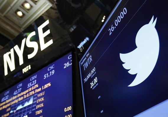 Trump yasağından bu yana Twitter hisseleri yüzde 12 düştü