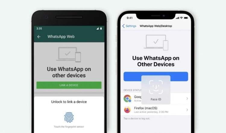 WhatsApp Web ve masaüstü, biyometrik kimlik doğrulama sayesinde daha güvenli olacak