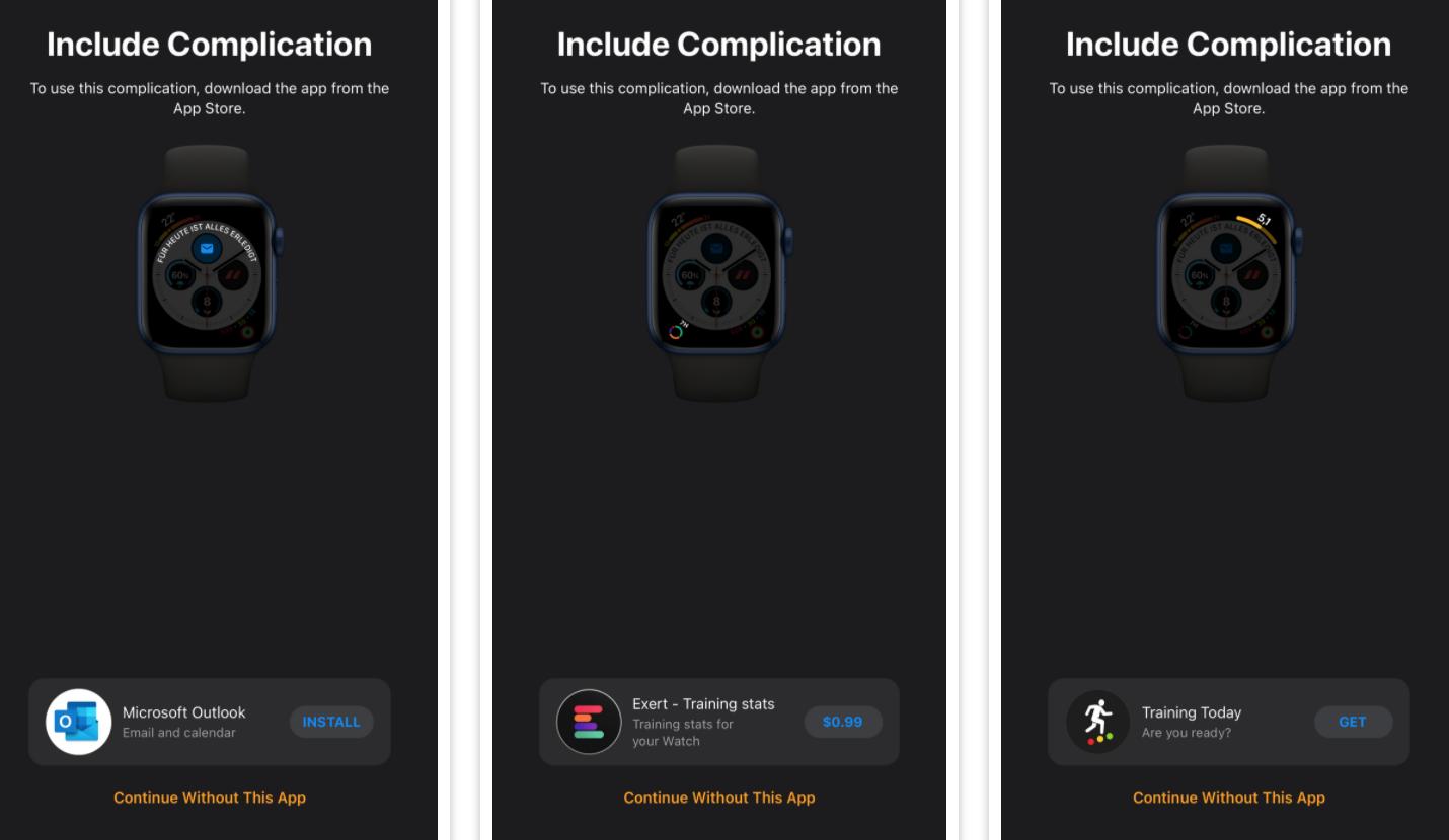 Adım adım Apple Watch kadran yükleme ve paylaşma