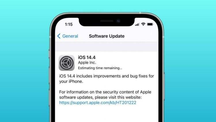 Apple iOS 14.4 güncellemesi ile üç güvenlik açığını giderdi