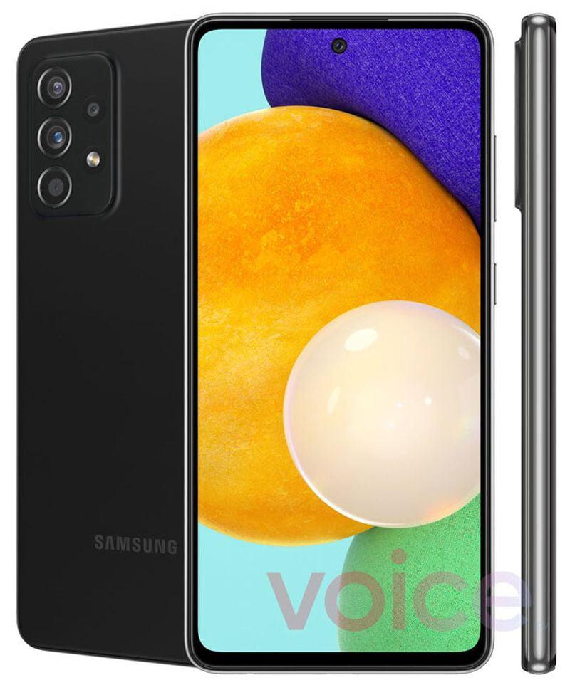 Samsung Galaxy A52 ve A72 tasarımı sızdırıldı; işte böyle görünecekler